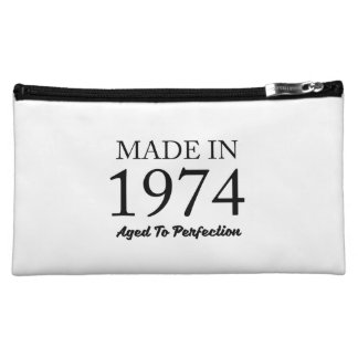 Made In 1974 Cosmetic Bag