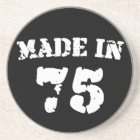 Made In 1975 Coaster