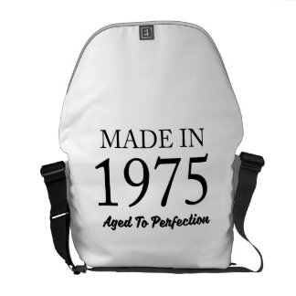Made In 1975 Courier Bag
