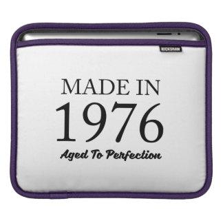 Made In 1976 iPad Sleeve