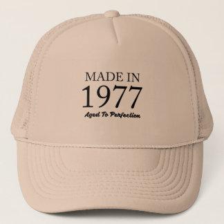 Made In 1977 Trucker Hat