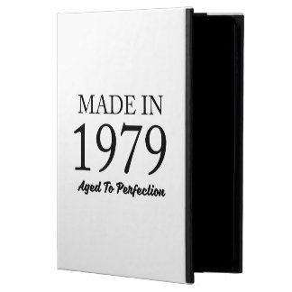 Made In 1979 Powis iPad Air 2 Case