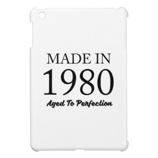 Made In 1980 Cover For The iPad Mini