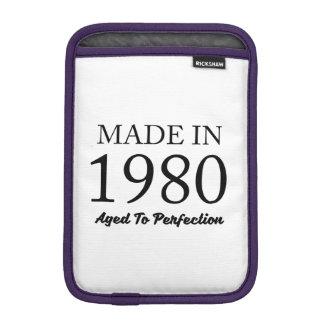 Made In 1980 iPad Mini Sleeve