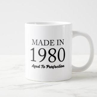 Made In 1980 Large Coffee Mug