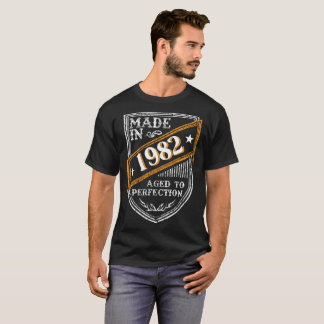 Made in 1982 Aged To Perfection T-Shirt