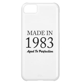 Made In 1983 iPhone 5C Case