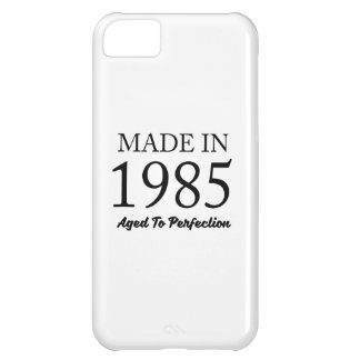 Made In 1985 Case For iPhone 5C
