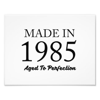 Made In 1985 Photo