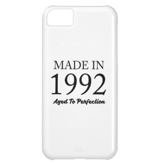Made In 1992 iPhone 5C Cases