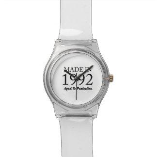 Made In 1992 Wrist Watch