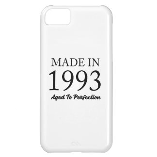 Made In 1993 Case For iPhone 5C