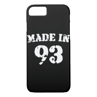 Made In 1993 iPhone 7 Case