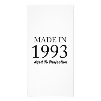 Made In 1993 Picture Card