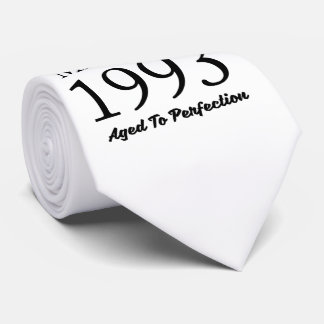Made In 1993 Tie