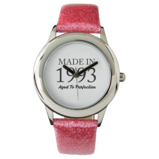 Made In 1993 Wristwatch