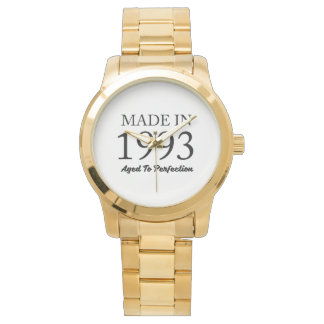 Made In 1993 Wristwatches