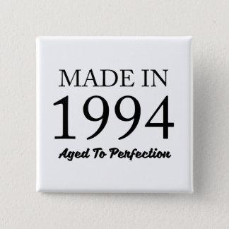 Made In 1994 2 Inch Square Button