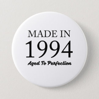 Made In 1994 3 Inch Round Button