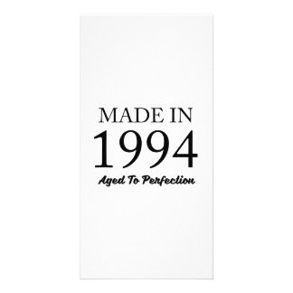 Made In 1994 Photo Card