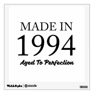 Made In 1994 Wall Decal