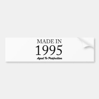Made In 1995 Bumper Sticker