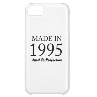 Made In 1995 iPhone 5C Case