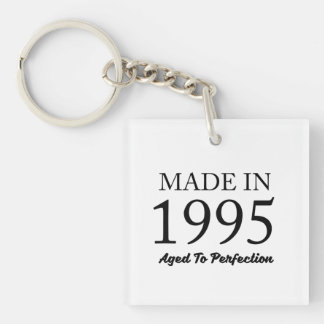 Made In 1995 Keychain