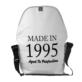 Made In 1995 Messenger Bag