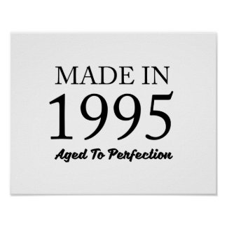 Made In 1995 Poster