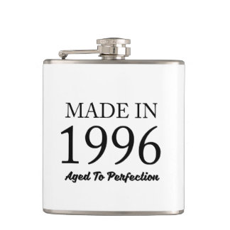 Made In 1996 Hip Flask