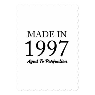 Made In 1997 Card
