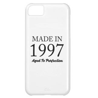 Made In 1997 Case For iPhone 5C