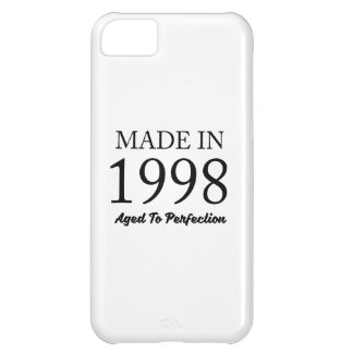 Made In 1998 Case For iPhone 5C