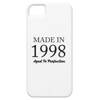 Made In 1998 iPhone 5 Cases