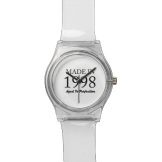 Made In 1998 Wristwatches