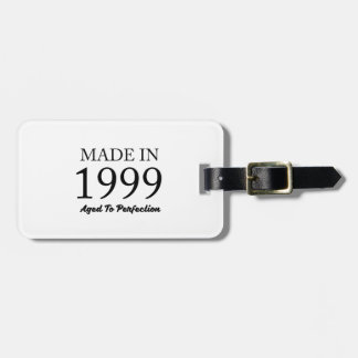 Made In 1999 Bag Tag