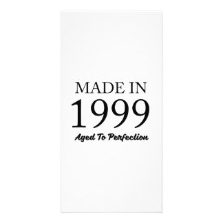 Made In 1999 Card