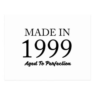 Made In 1999 Postcard