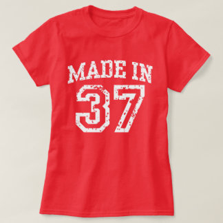 Made In 37 T-Shirt