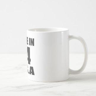 MADE IN 44 U.S.A BIRTHDAY DESIGNS COFFEE MUG