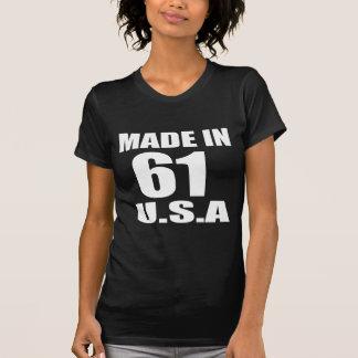 MADE IN 61 U.S.A BIRTHDAY DESIGNS T-Shirt