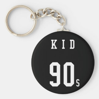 Made in 90s Kid Keychain