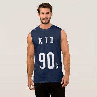 Made in 90s Kid Sleeveless Shirt
