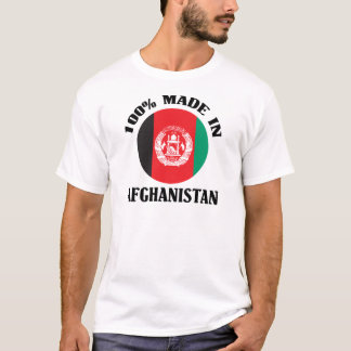 Made In Afghanistan T-Shirt