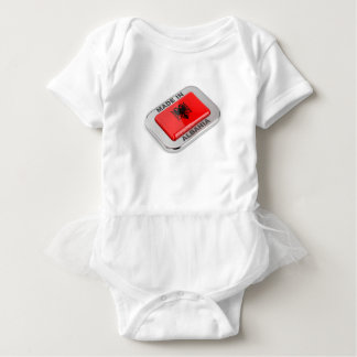 Made in Albania Baby Bodysuit