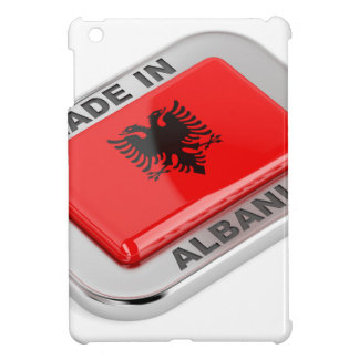 Made in Albania Case For The iPad Mini