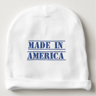 Made in America beanie Baby Beanie