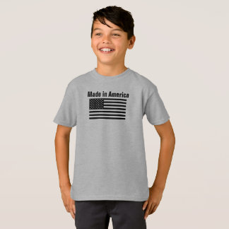 Made in America Boys Shirt