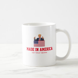 "Made in ""America"" Coffee Mug"